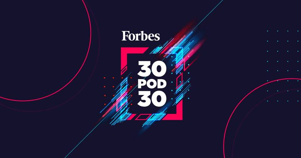Forbes 30 pod 30